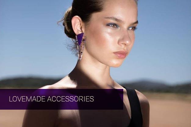Χειροποίητα κοσμήματα αξεσουάρ Lovemade Accessories