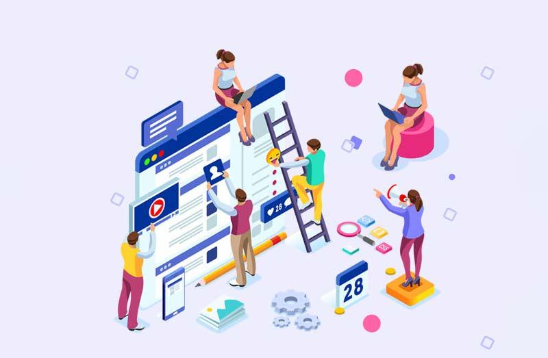 αρχές για σωστή κατασκευή ιστοσελίδας